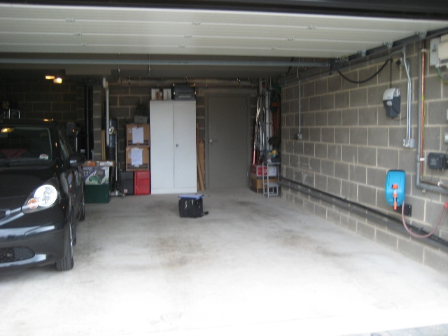 Waterproofing Tanking Wet Garages Trace Basement Systems